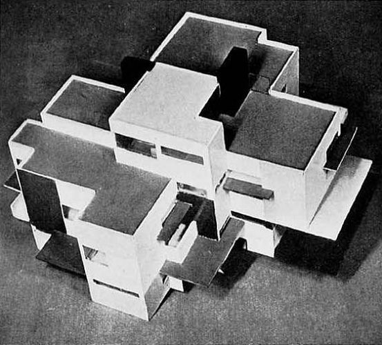 Hacia una arquitectura pl stica tecnne arquitectura y for Hacia una arquitectura