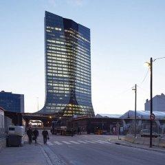 Zaha Hadid, CMA CGM Headquarters, tecnne