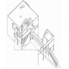Michael Graves, Casa Hanselman, Tecnne