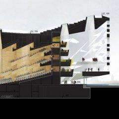 Henning Larsen, Hangzhou Yuhang Opera