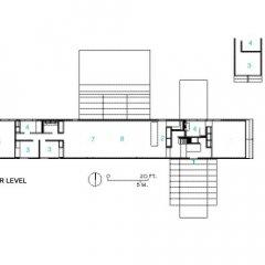 Denton Corker Marshall, Hill House, tecnne