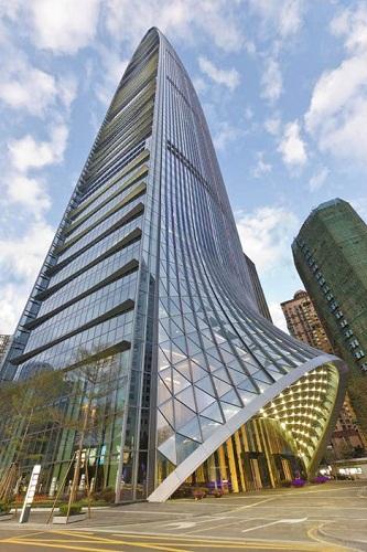 KK 100 en Shenzhen | TECNNE - Arquitectura y contextos