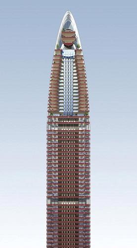 Kk 100 En Shenzhen Tecnne Arquitectura Y Contextos
