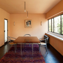 Le Corbusier, Maison La Roche, tecnne