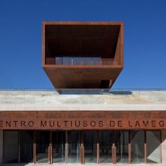 Barbosa & Guimarães, Pabellón Multiuso Lamego, tecnne