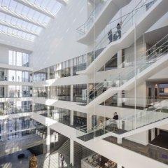 Henning Larsen, Nordea's Danish Headquarters, tecnne