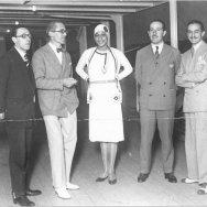 2. Le Corbusier and Joséphine Baker aboard Lutetia, 1929 FLC ADAGP