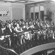 4. Le Corbusierand Joséphine Baker aboard Lutetia, 1929 FLC ADAGP