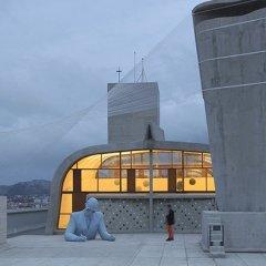 Vue dâexposition / exhibition view, Architectones, Unité d'h