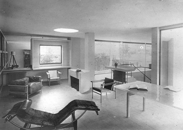 Le Corbusier Ausente Villa Church Tecnne