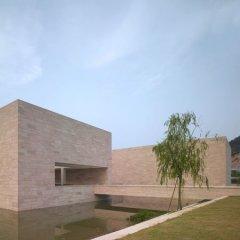 David Chipperfield, Liangzhu Culture Museum, tecnne