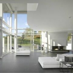 Richard Meier, Luxembourg House, tecnne