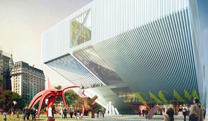 Concurso Museo De Arte Contempor Neo Buenos Aires Tecnne