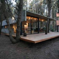 BAK Arquitectos, Casa en Mar Azul, tecnne