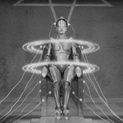 Fritz Lang, Metrópolis, tecnne