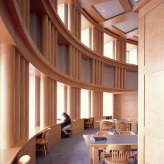 Michael Graves, Denver Central Library, tecnne