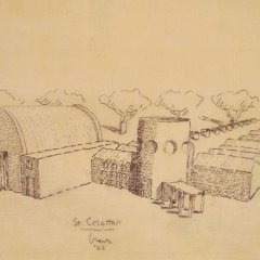 Michael Graves, St. Coletta School, Tecnne