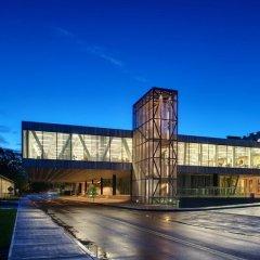 OMA, Milstein Hall at Cornell University, tecnne