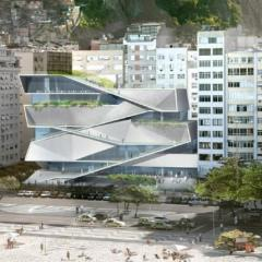 Diller Scofidio + Renfro, Museum of Image and Sound, tecnne