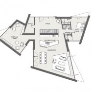 Daniel Libeskind, Villa Libeskind 3 ©Frank Marburger