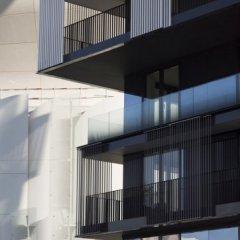 Farshid Moussavi, viviendas en Nanterre, tecnne