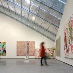 Renzo Piano, Astrup Museum, tecnne