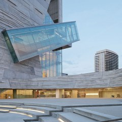 Morphosis, Perot Museum of Nature and Science, tecnne