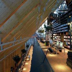MVRDV, Book Mountain, Library Quarter Spijkenisse, Tecnne