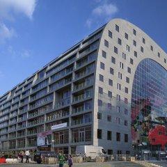 MVRDV, Markthal Rotterdam, tecnne