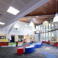Fulton Trotter Architects, Nudgee Junior College,, tecnne