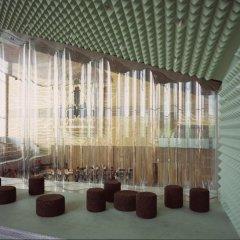 OMA, Casa da Musica, tecnne