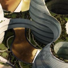 Organic Cities, Luca Curci tecnne