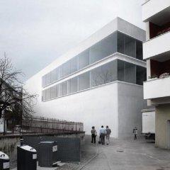 Capommarzio, Palazzo del Cinema di Locarno, tecnne