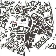N:PE 119 Philosophikum am Domplatz in MünsterPläne ArchitektSchwarzplanSchwarzplan.dwg Layout1 (1)