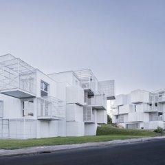 Poggi & More, nubes blancas, tecnne
