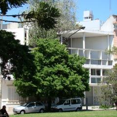 Casa Curutchet, Relaciones-concertadas, tecnne