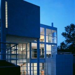 Richard Meier, Giovannitti House, tecnne