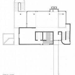 Richard Meier, Smith House, tecnne