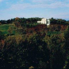 Richard Meier, Westchester House, tecnne