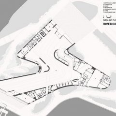 Zaha Hadid, Riverside Museum, tecnne