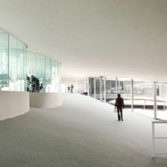 SANAA, Rolex Learning Center, tecnne