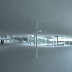 2. Centro Rolex ©Rolex Learning Center