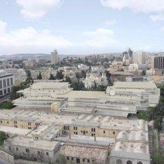 8. Campus de la Academia Bezalel ©SANAA