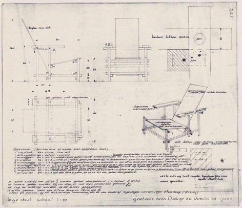 Planos sobre l neas tecnne arquitectura y contextos for Sillas para planos