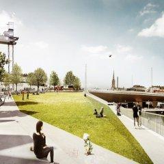 Norman Foster, Slussen Masterplan, tecnne
