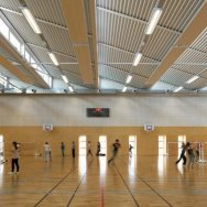 241 CENTRO DEPORTIVO ©Dietmar Feichtinger Architects  2
