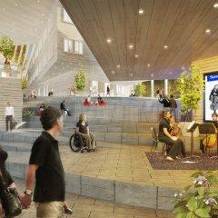 MVRDV, SR Bank Stavanger,  tecnne