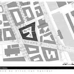 Erick van Egeraat Architects, Sumatrakontor, tecnne