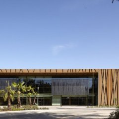 Tabanlioglu Architects, Centro de Congresos de Trípoli, tecnne