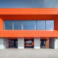 Factory in Reci , Covasna , Romania . 2016